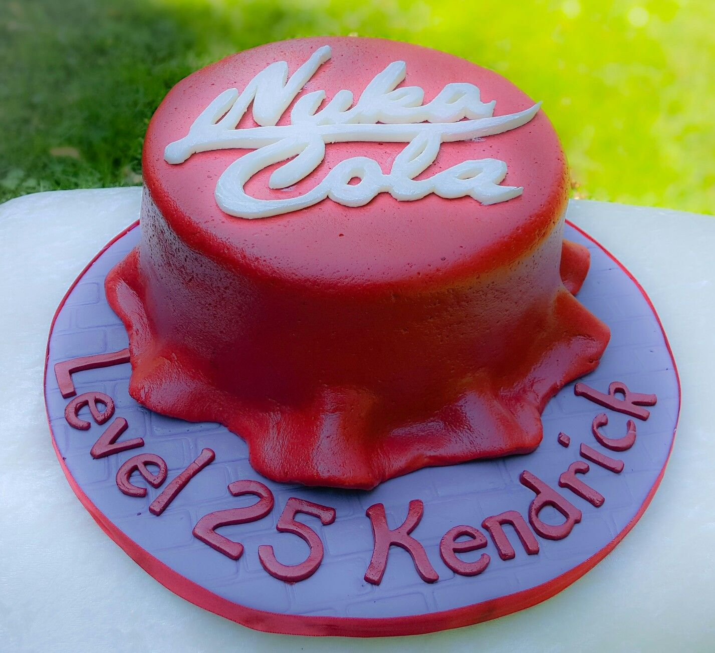 Fallout 4 Cake With Images How To Make Cake Amazing Cakes