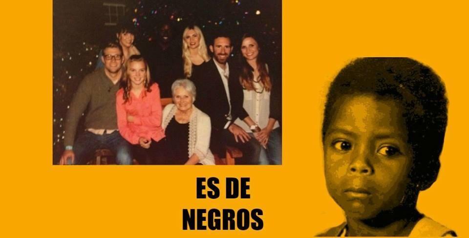 #EsDeNegritos