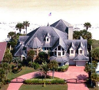7 Br Daytona Beach Front Home Vacation Al Elegant Beachfront Private Perfectplaces Id 6239