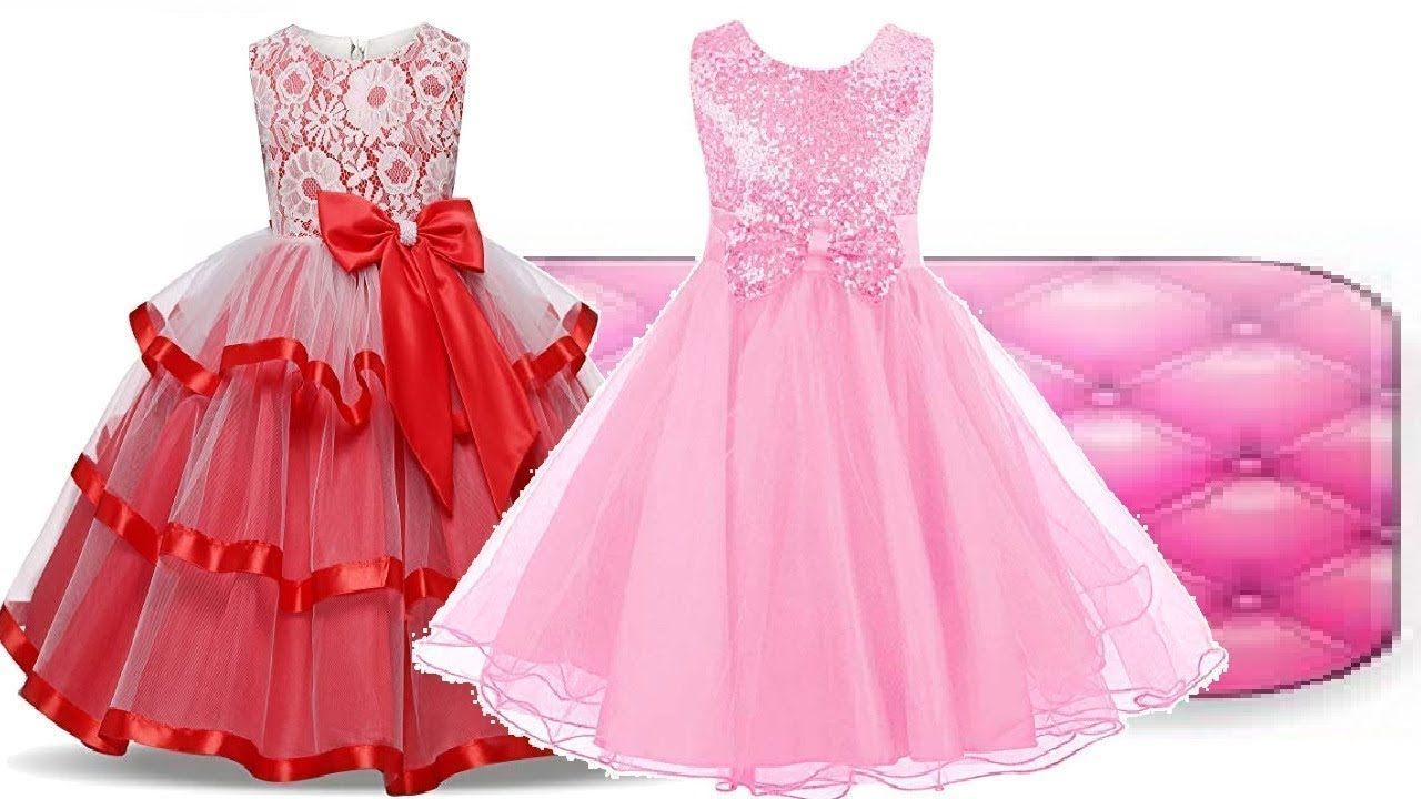 7 gown dress design picture FOR GIRLS 7 amazon  Baby frocks