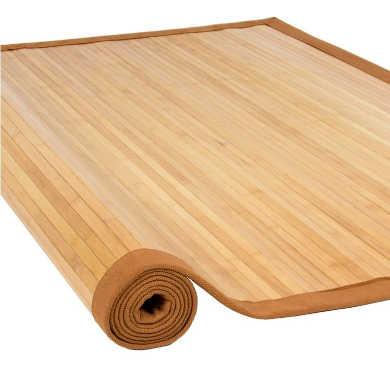 Living Room Bed Bath And Beyond: Home Interiors: Cool Bamboo Rug Bathroom Also Bamboo Rug