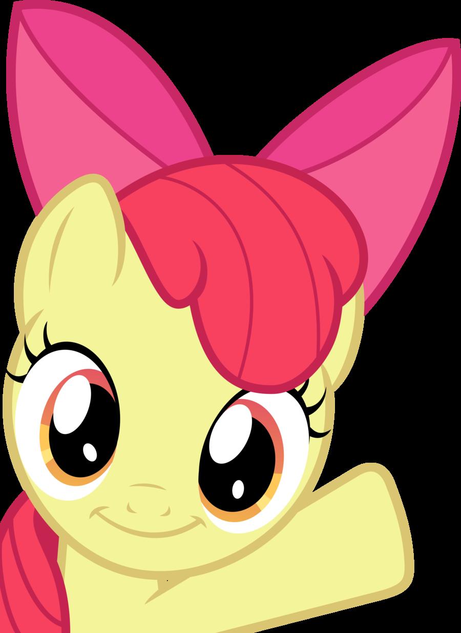 картинки мой маленький пони эпл блум принципы