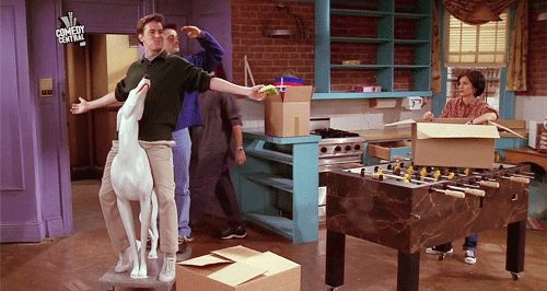 My all time favourite episode. The One With The Embryos