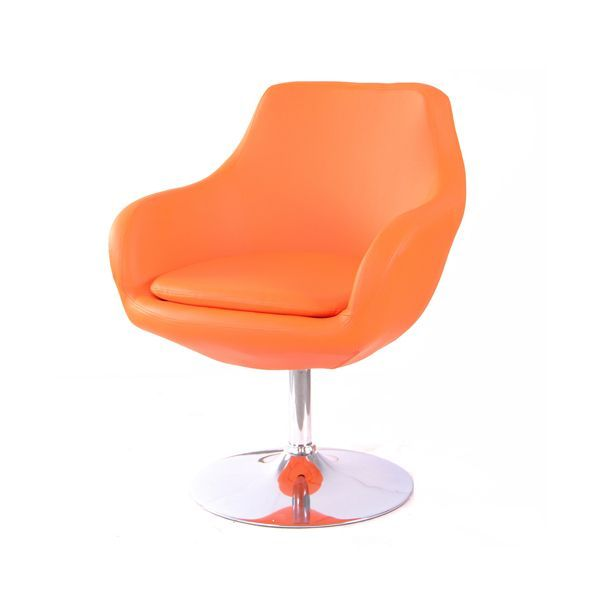 20 Eye Catching Orange Chairs To Instantly Invigorate Your Space