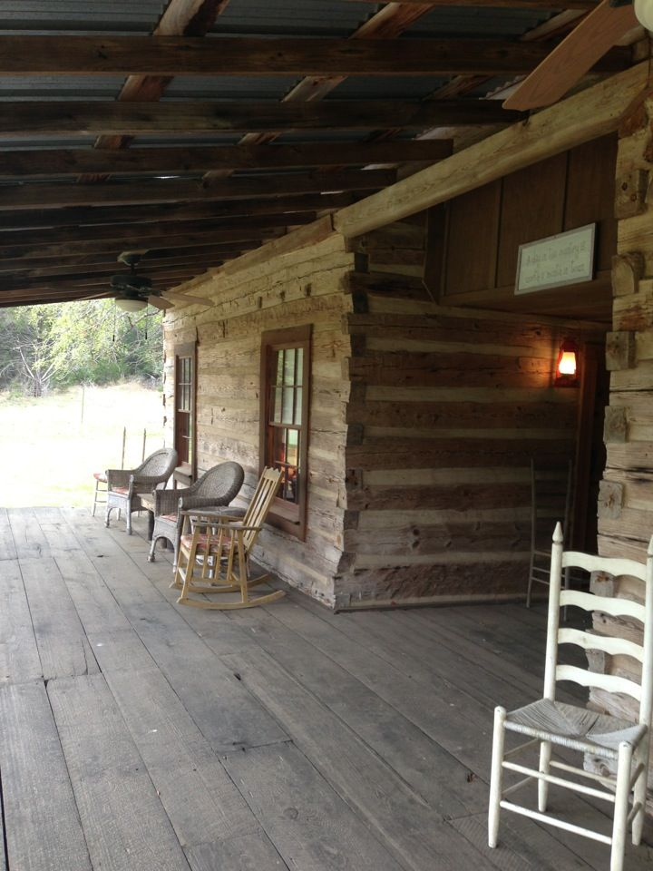 Charmant Texas Heritage Cabins