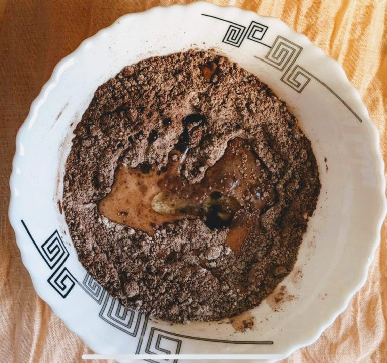 No Fail Eggless Microwave Mug Cake | Mug cake microwave ...