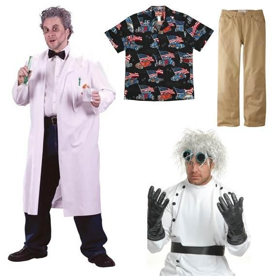 btf2  sc 1 st  Pinterest & Quick Tip: DIY Back to the Future Costume Ideas | Pinterest | Doc ...