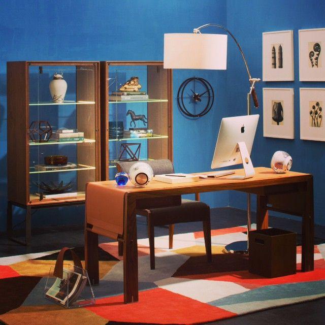 """Workforce...an #architect's #office..#style #shoot in the latest may-june #2015 issue of #ADINDIA #architecturaldigest #giorgetti #desk #chair #cabinet #karlblossfeldt #tasveer #photographs #jaipurrugs #harmankardon #speakers #blue #wall"" Photo taken by @sonavalaitee on Instagram, pinned via the InstaPin iOS App! http://www.instapinapp.com (05/28/2015)"