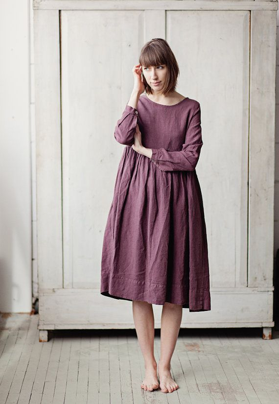 07c8037e399e Linen Dress