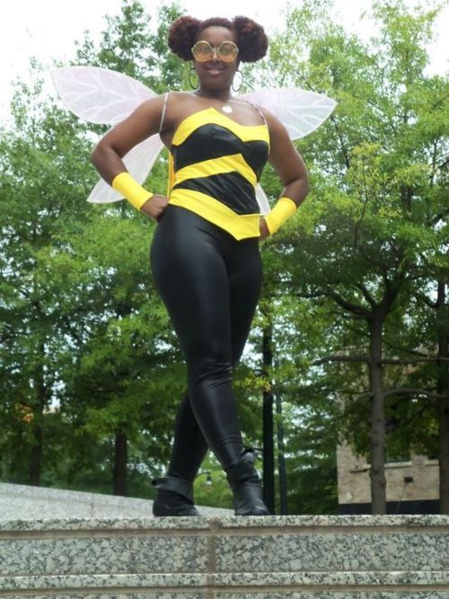 Bumble Bee - Teen Titans. Please like, follow, and comment on my FB BumbleB  Teen page!