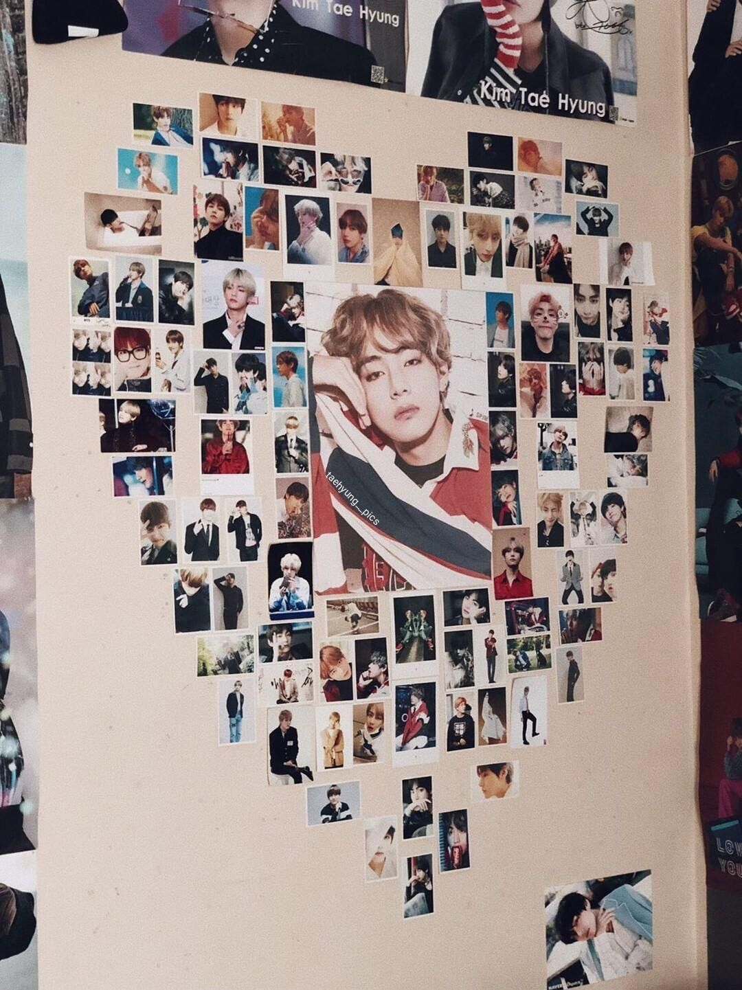 Bts Armyroom Taehyung Army Room Decor Wall Collage Iphone Background Wallpaper Bts wallpaper for room