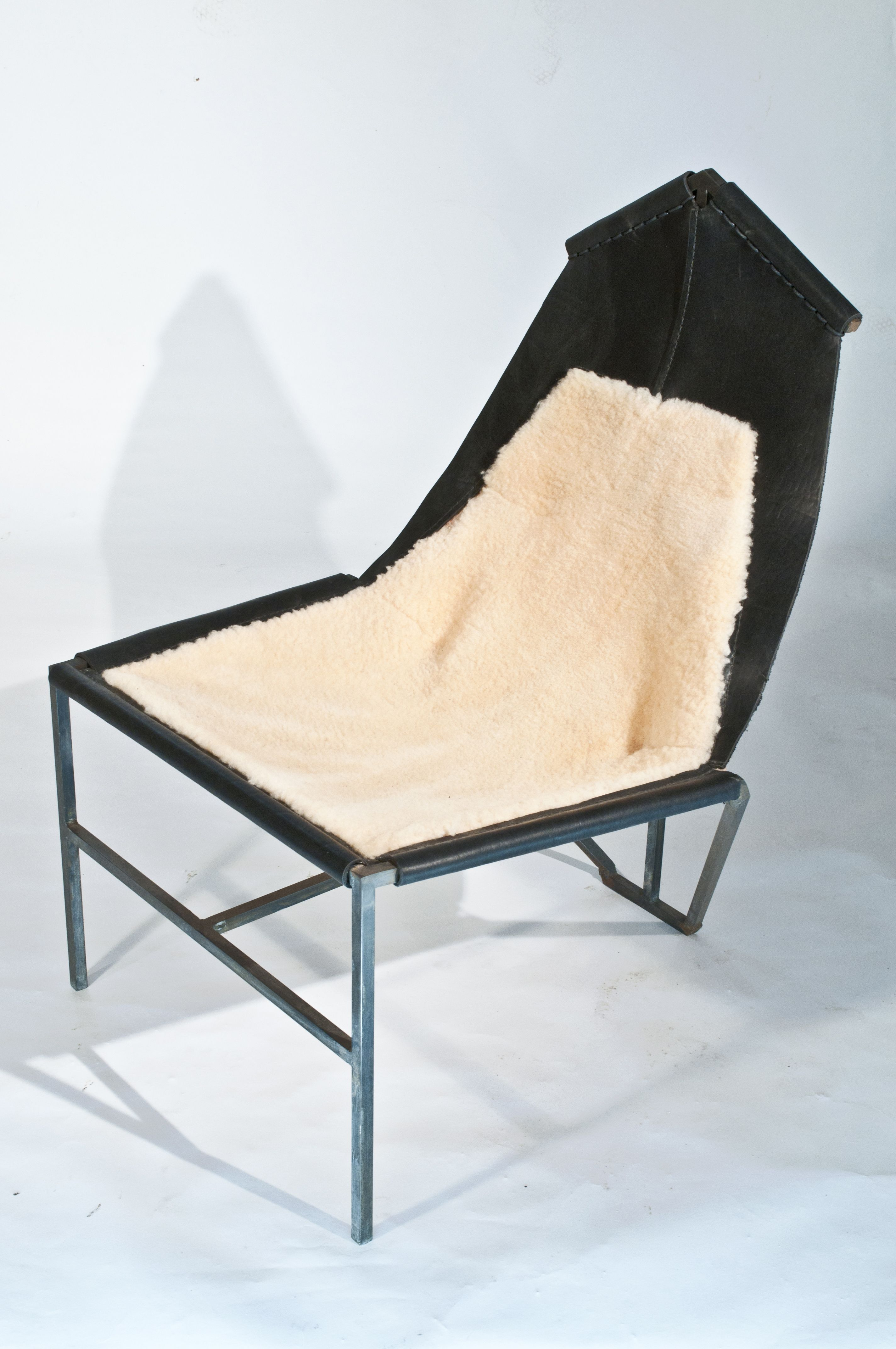 ... Fur lounge chair by taylor forrest for house of honey lounge chairs leather metal.jpg
