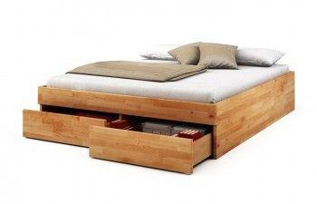 Streta Bett Massivholz Erle Pv A1 Bett Bett Massivholz Bett 140x200
