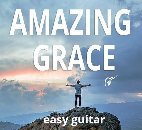 amazing grace guitar chords easy version guitar songs to learn. Black Bedroom Furniture Sets. Home Design Ideas
