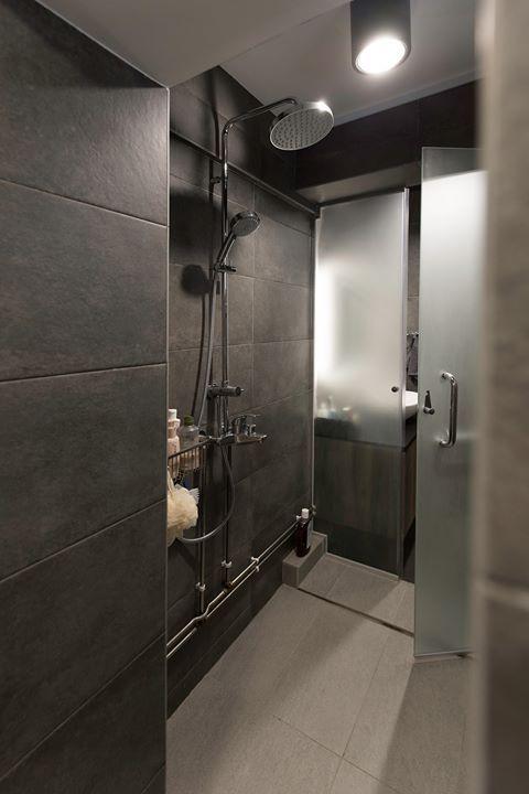 Modern Hdb Decor: Untitle3 Room HDB Singapore Makeover Modern Designd In