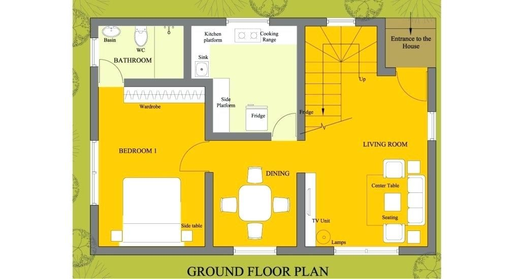 House Plans For India Picture Indian Home Plans 2000 Sq Ft House Floor Design House Floor Plans Indian House Plans