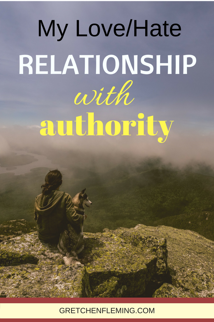 Who has the authority? There is no faking it. You either have it or you don't. That's what today's post is all about - authority. How do we deal with it? Will we show respect for it? Will we surrender to Christ's authority in our lives? Why not join us for an honest and hard-hitting look at this subject?