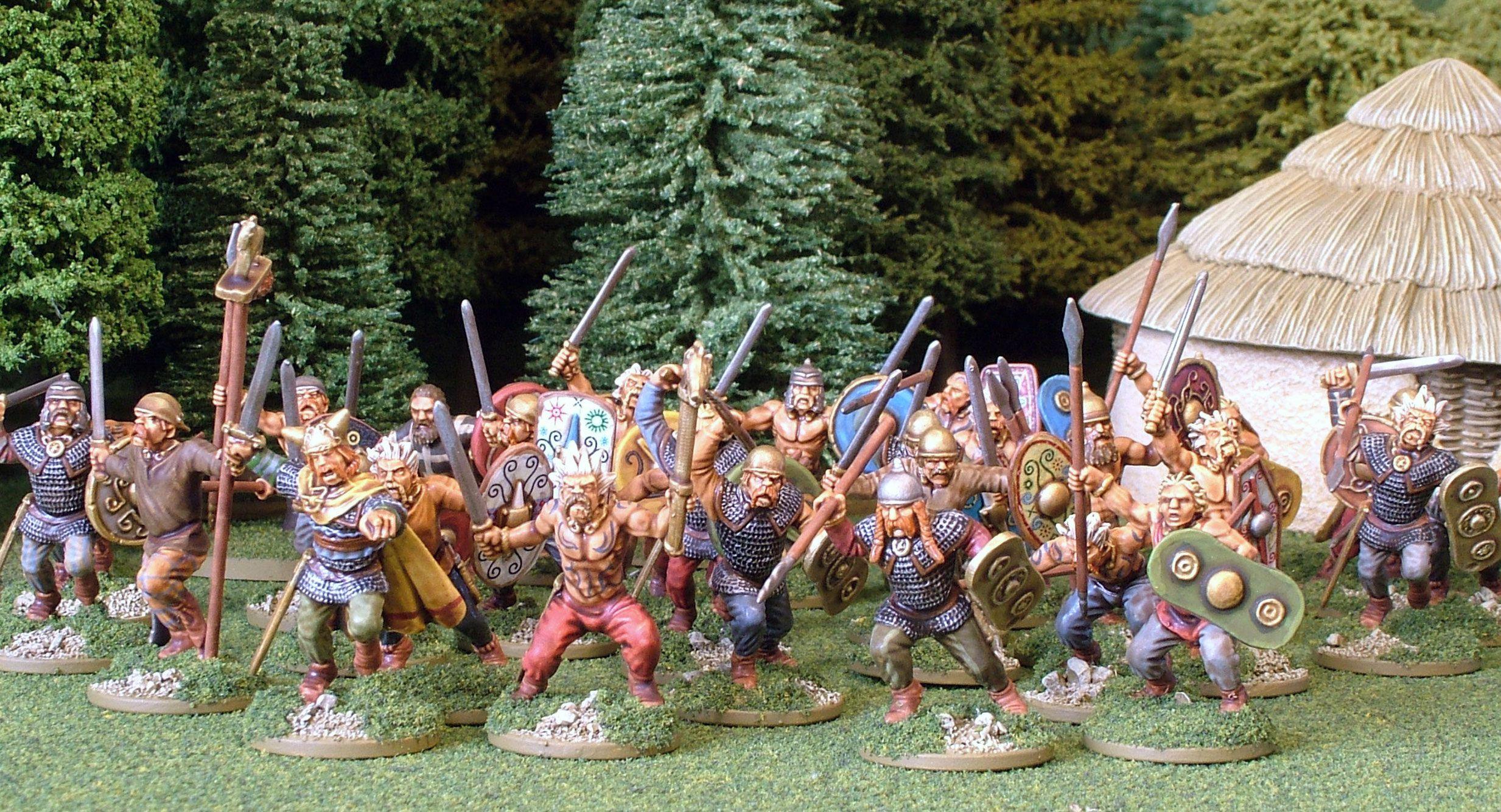 P+m Hail Caeser Viking Starter Army Box