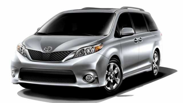 The New 2016 Toyota Sienna Minivan Is Car For Families And This Because It Specifically Designed That S