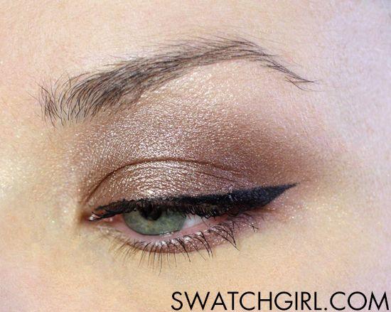 #EOTD - Dirty Taupe Eye Makeup