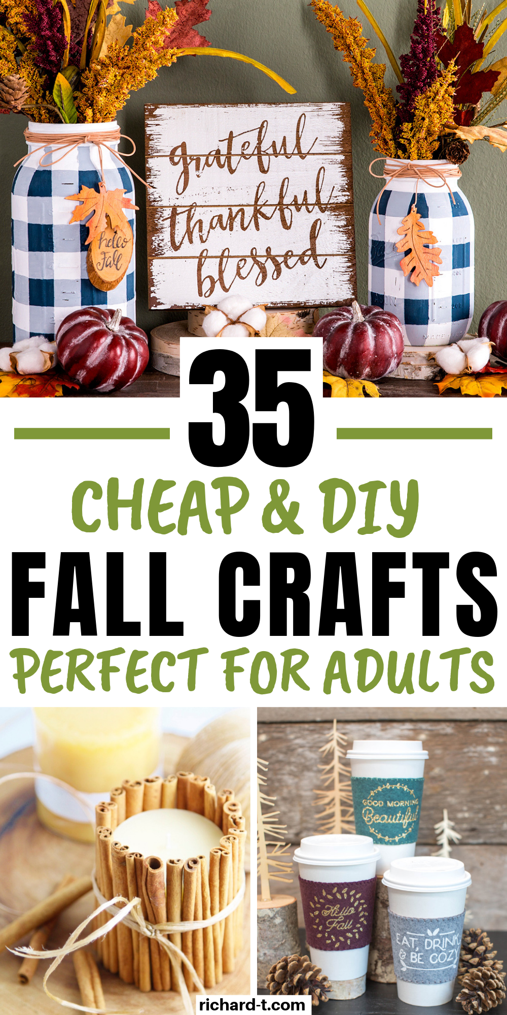 26+ Diy fall crafts to sell ideas in 2021