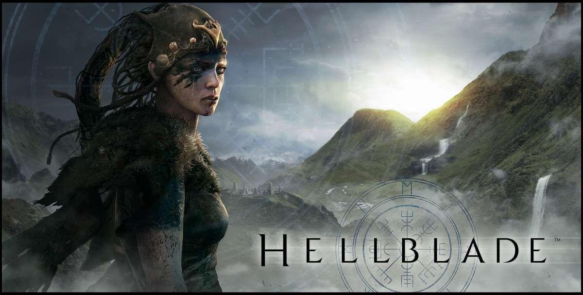 Hellblade Senuas Sacrifice Wallpaper Ps4 Games Video