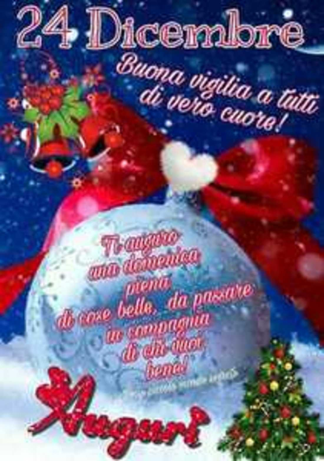Immagini Di Natale Bellissime.Belle Immagini Vigilia Di Natale 3 Buona Vigilia Di Natale