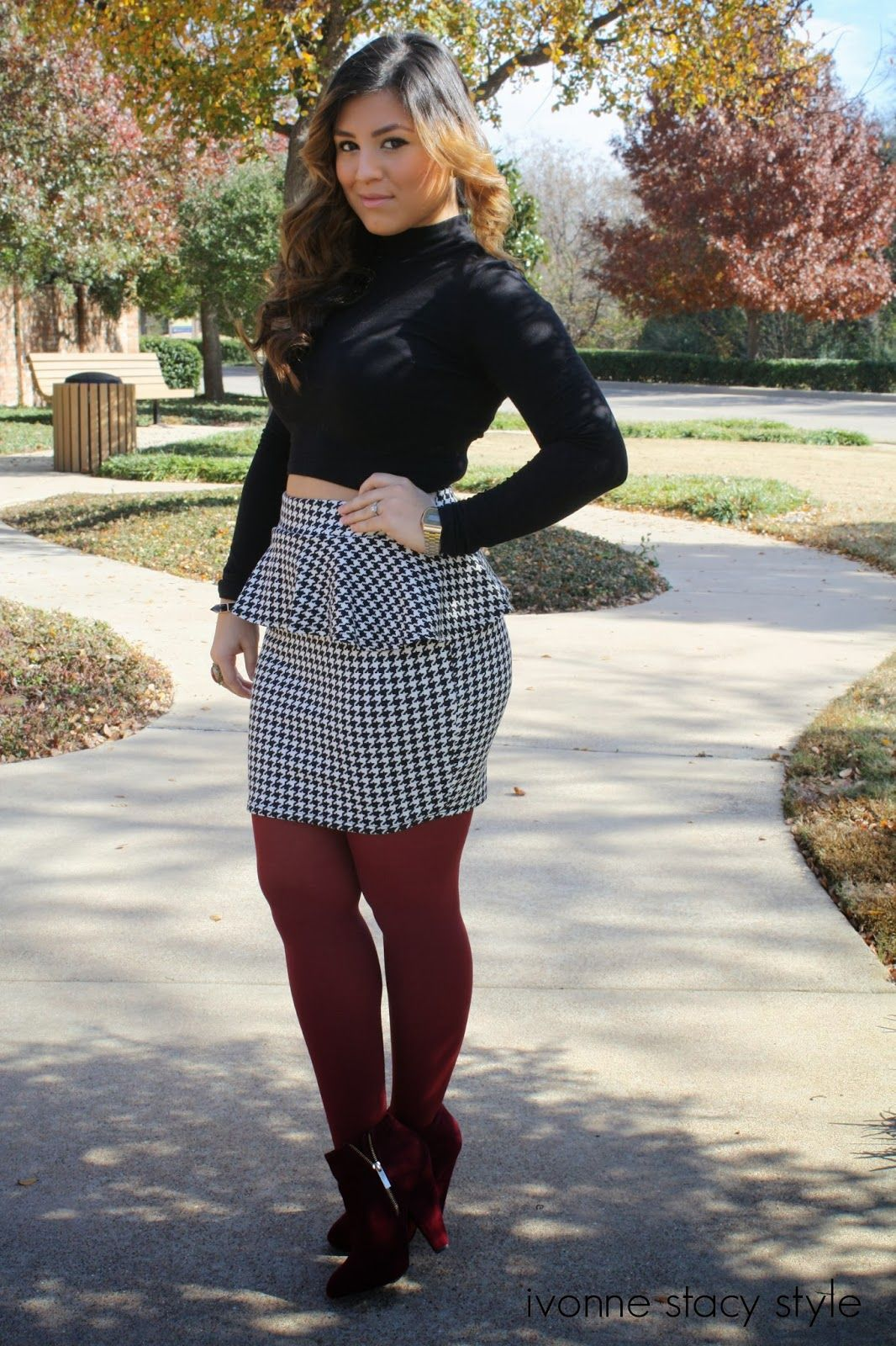 Dallas Based Latina Fashion Blogger Ivonne Stacy Style