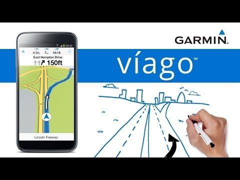 Garmin Launches 'Viago' Navigation App for iOS with Speed