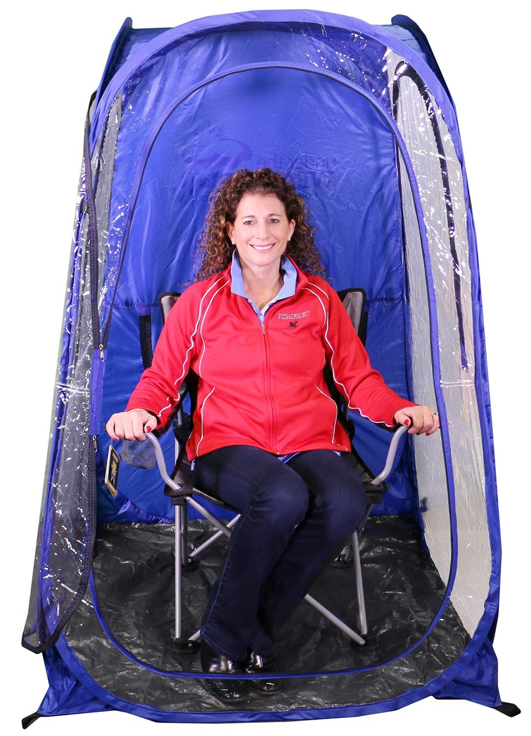 Soccer Mom Covered Chairs Accent For Bedroom Amazonsmile Under The Weather Personal Pop Up Sports
