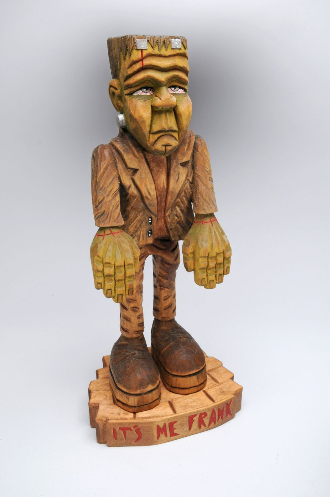 2011 AIW Show | Carving, Caricature