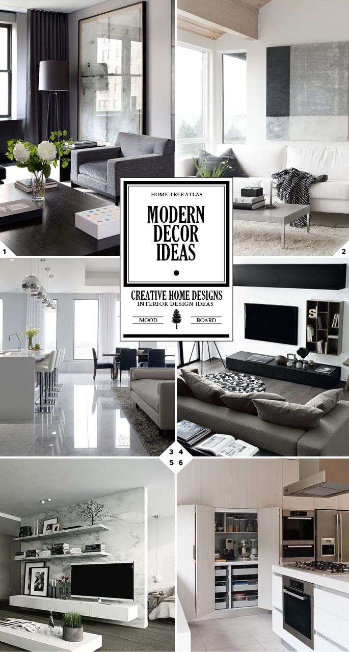 A Clutter Free Home Modern Decor Ideas With Images Clutter