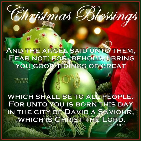 Merry Christmas Son Quotes: African American Christmas Blessing Quote