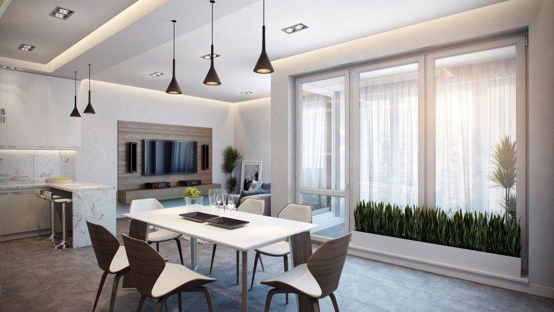 Apartment In Germanyalexander Zenzura  Apartments Interiors Unique Dining Room In German Review