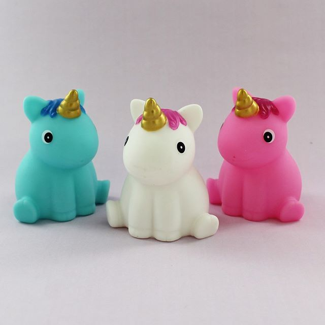 How Cute Are These Colour Changing Light Up Waterproof Unicorns #unicorn #unicorngifts #unicorns    #Regram via @theworksstores