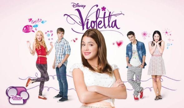 Violeta Y Amigos Disney Violleta Disney Netflix Filmes E Series