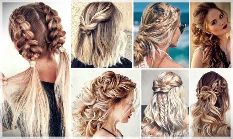 Beautiful Summer Hairstyles 2019short And Curly Haircuts Summer Hairstyles Hair Styles Long Hair Styles