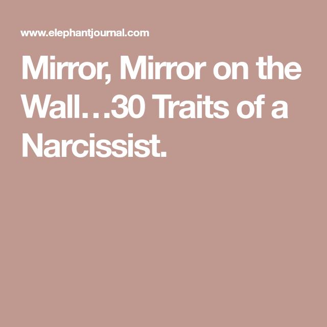 manipulative people traits