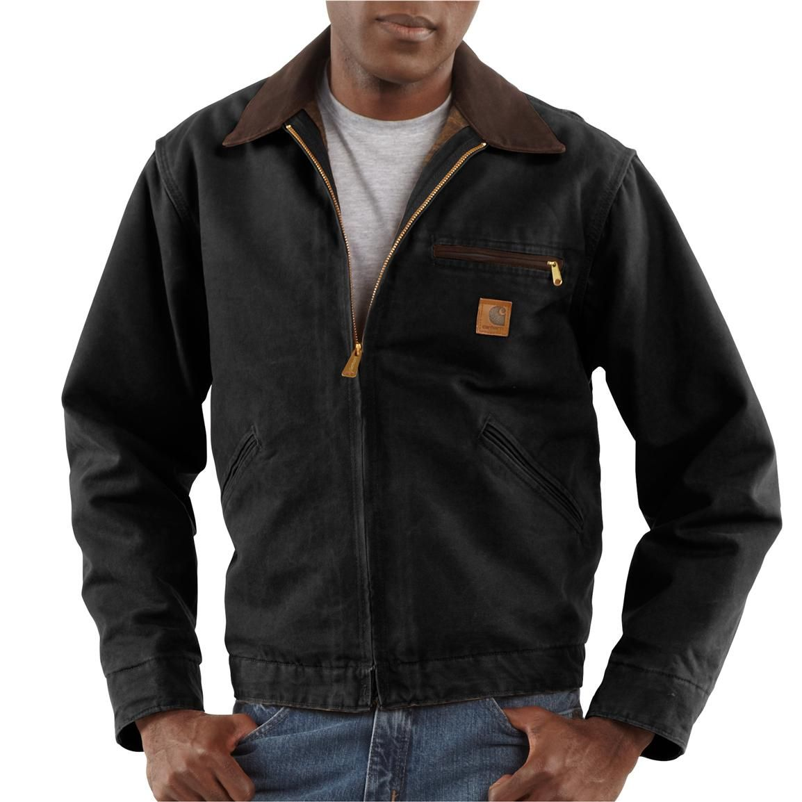 Carhartt Blanket Lined Sandstone Detroit Jacket Broken In Warmth And Toughness For The Hardest Carhartt Detroit Jacket Jackets For Big Men Carhartt Jacket [ 1154 x 1154 Pixel ]