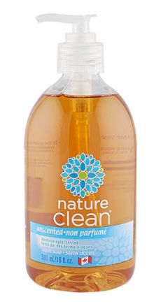 Nature Clean All Natural Liquid Soap Liquid Hand Soap Liquid