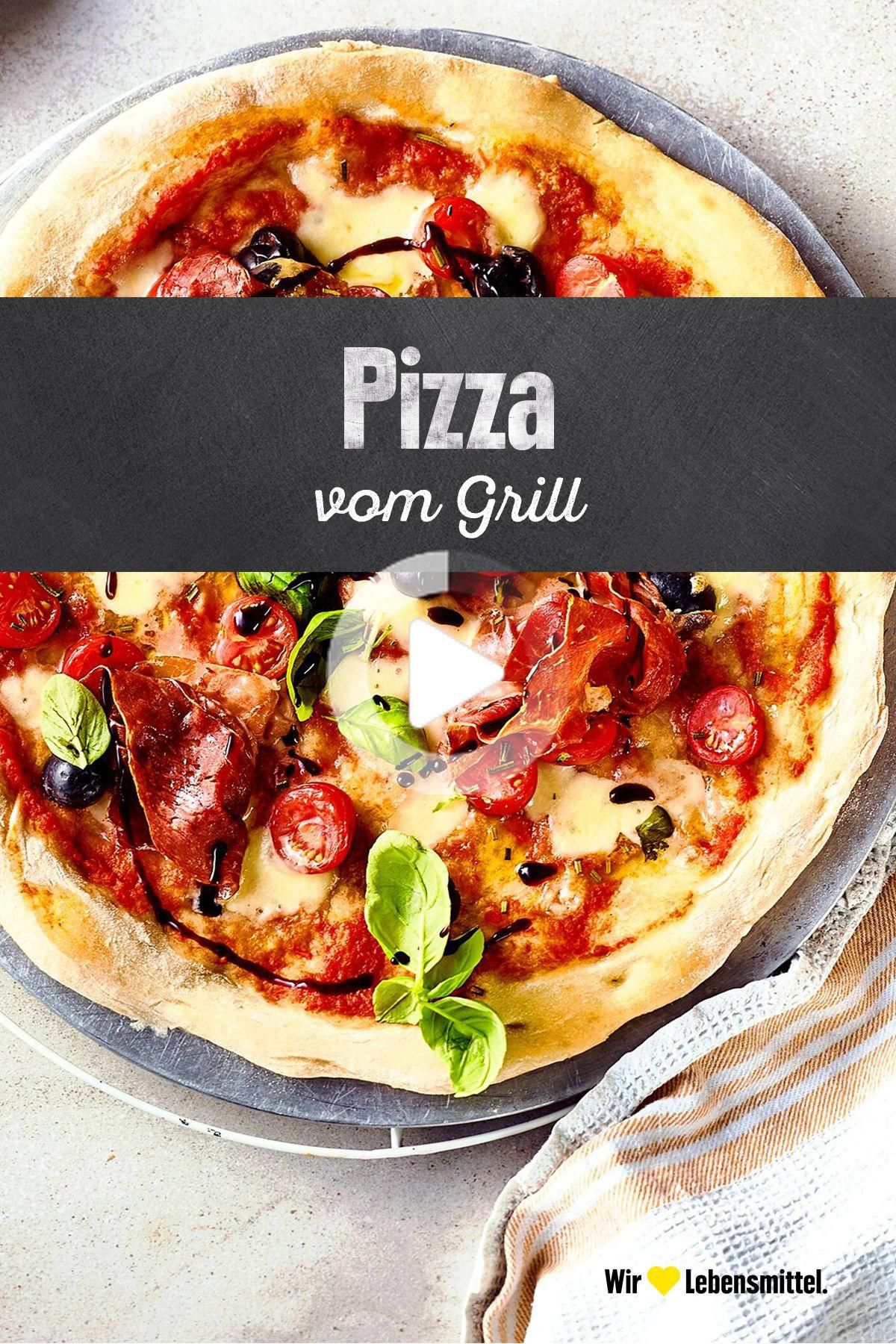 Pizza Gegrilde In 2020 Recipes Food Pizza