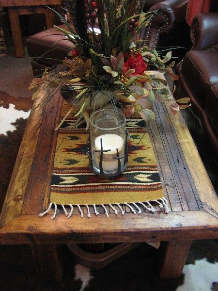 Rustic Coffee Table Love The Indian Table Runner Very Cool Rustic Coffee Tables Coffee Table Indian Table