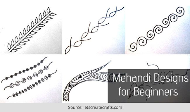 learn how to do henna designs step by