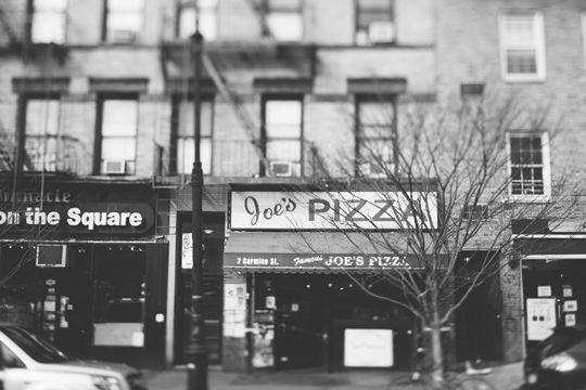 7 Carmine Street New York Ny Aly The Best Pizza In City