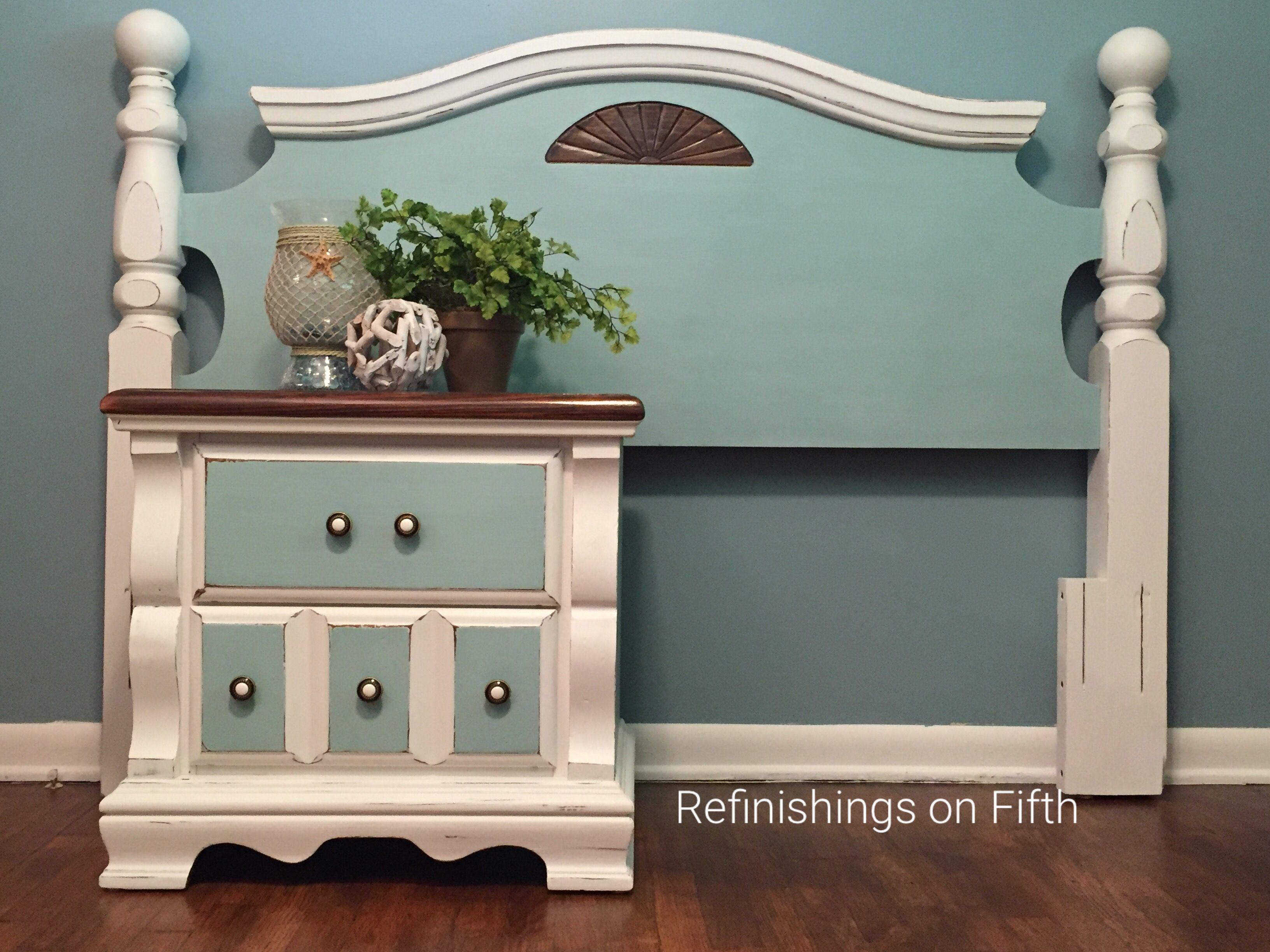 headboard upholstered remington before tutorial vintage avenue update