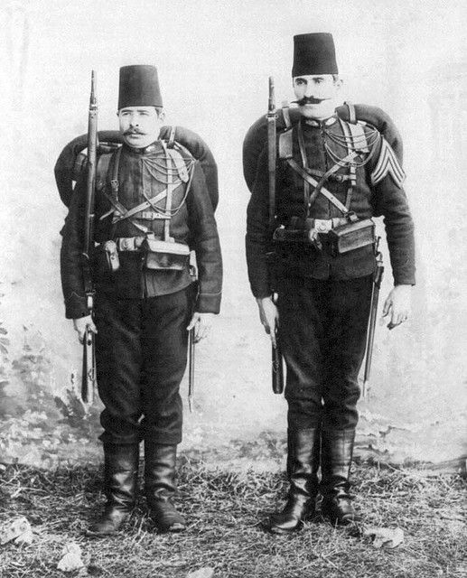 The Uniforms of the Fire Brigade