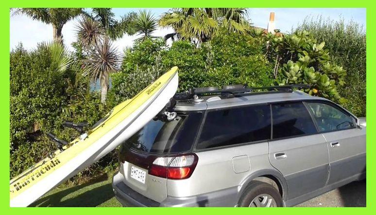 KRACK Easy Kayak Loader for Hatchback & SUV Vehicles