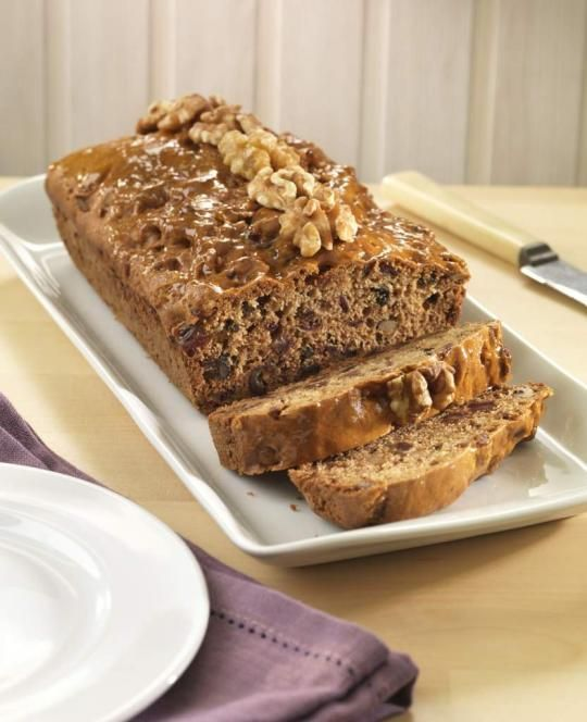 Best Date And Walnut Cake