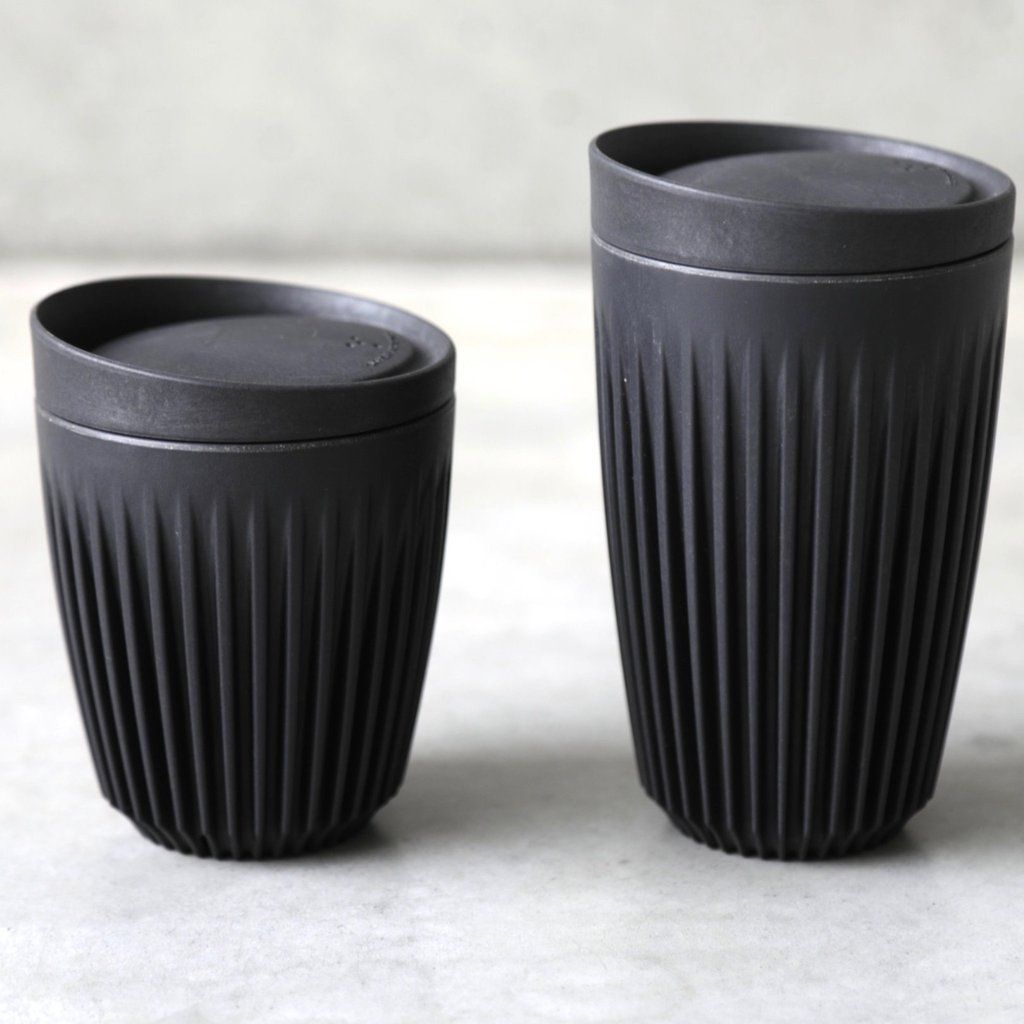 HuskeeCups: Reusable Cups Made from Coffee Husks | Designs
