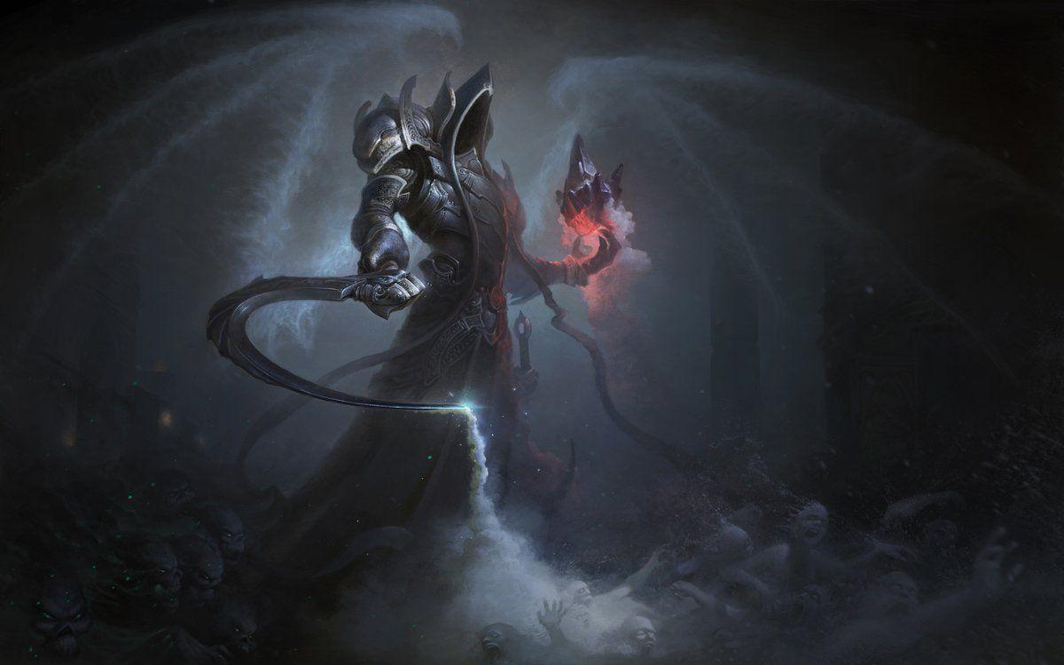 Ramon On Twitter Diablo Art Diablo 3 Art Fantasy Art